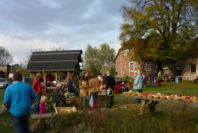 Apfelfreundefest 2014