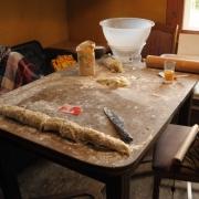 apfelstrudelvorbereitung