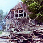 2. Sommerbaustelle 1999