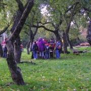 Umweltbildungstag mit Schülern