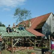 Sommerbaustelle 2002