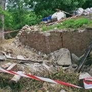 Sommerbaustelle 2005