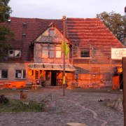 Sommerbaustelle 2007
