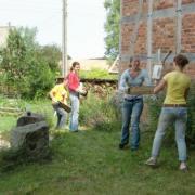 Sommerbaustelle 2010
